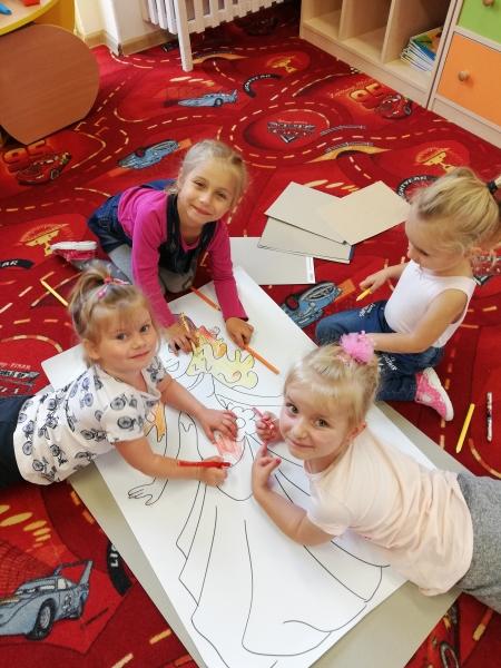 Kilka ciekawych wydarzeń z życia przedszkola