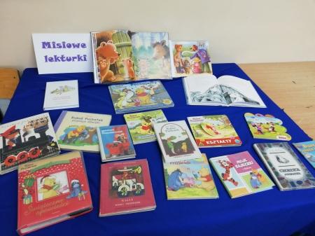Święto Misia w bibliotece w Laskowicach